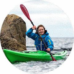 kayak mare o escursione